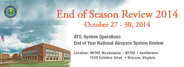 End of Year National Airspace System Review