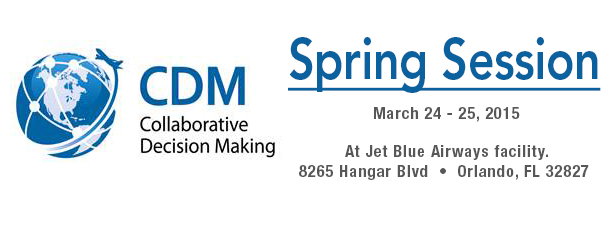 CDM Spring Session @ JetBlue | Orlando | Florida | United States