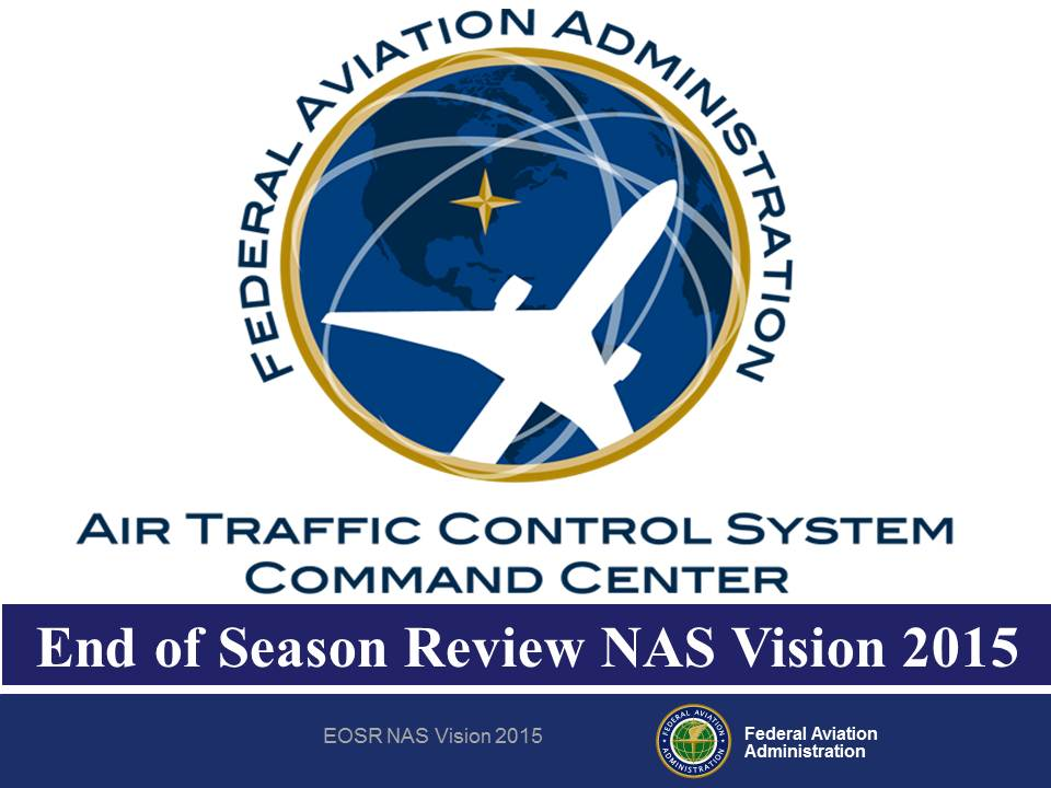 End Of Season Review – NAS Vision 2015