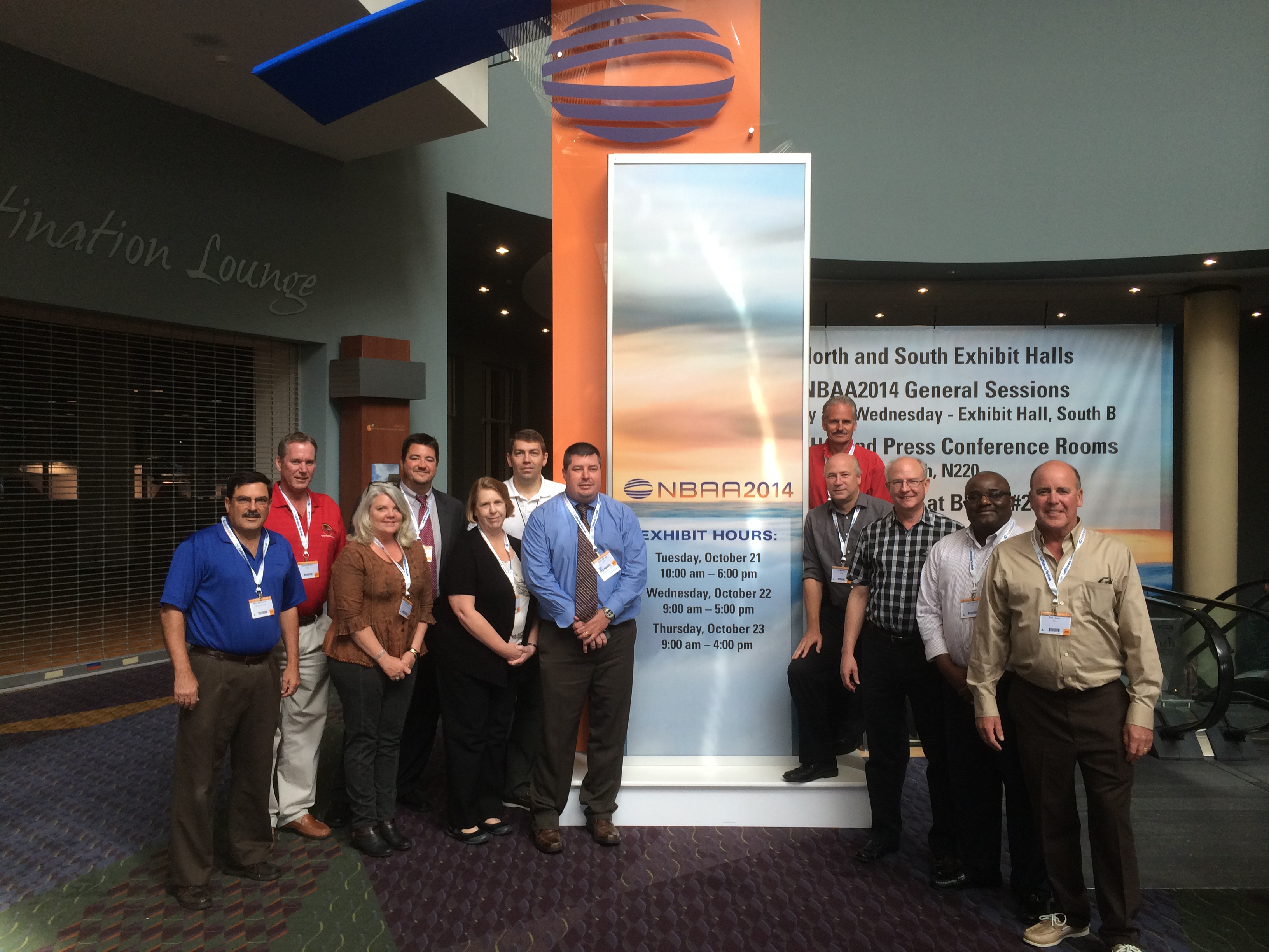 Flow Evaluation Team at NBAA BACE